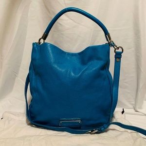 Marc by Marc Jacobs Blue Hobo